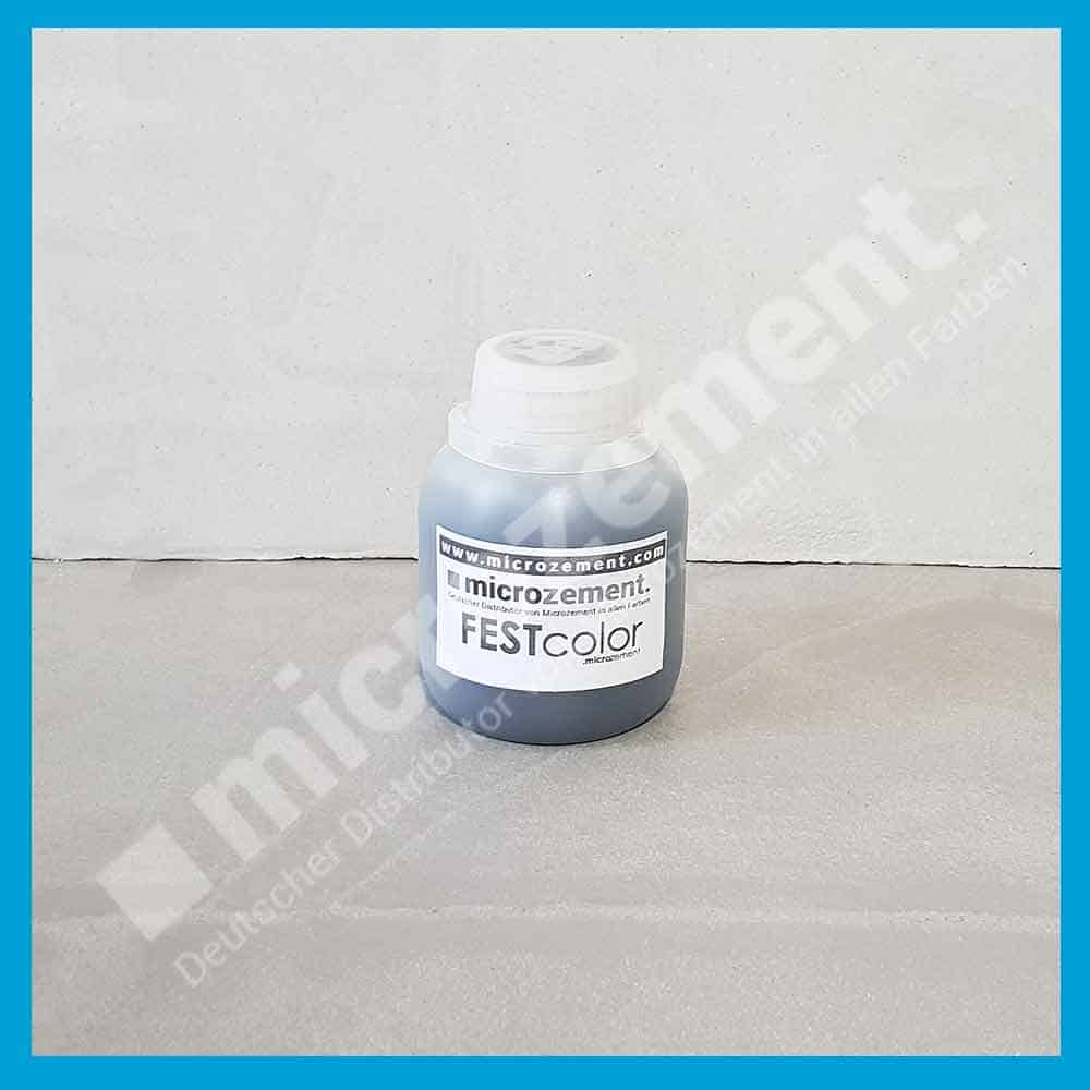 Microzement Farbe Pigment