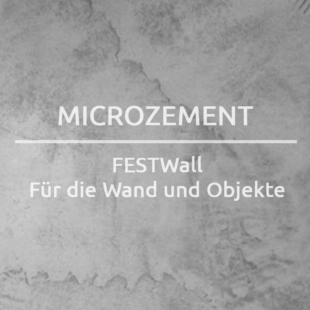 FESTWall Mikrozement Wand