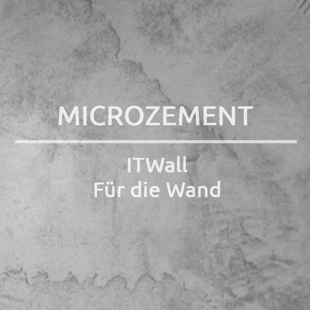 ItWall Mikrozement Wand