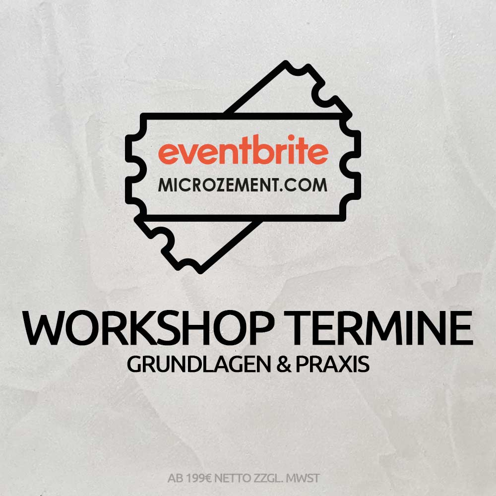 Workshop microzement